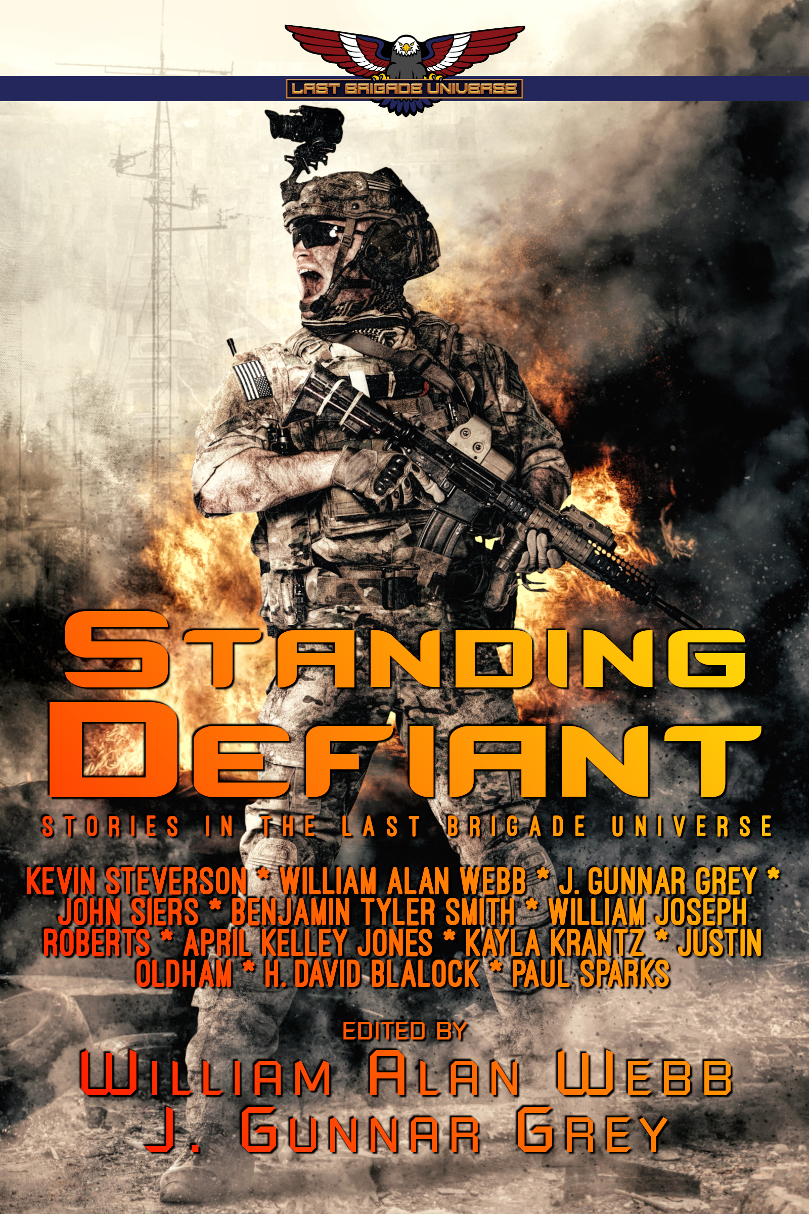 Standing Defiant cover