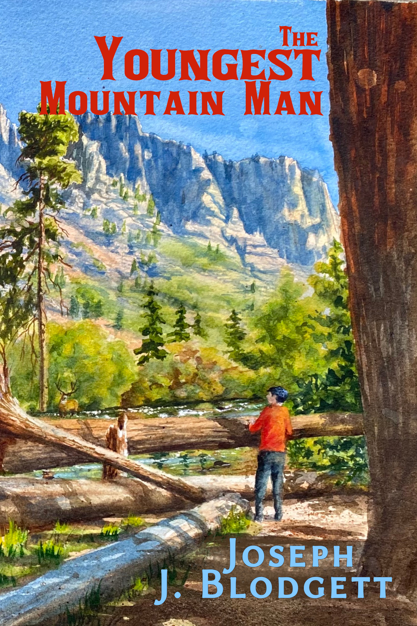The Youngest Mountain Man cover